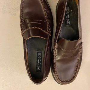 Sperry boys penny loafers